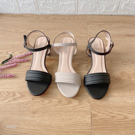 Giày Sandal da mờ