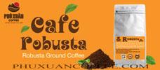 Cà phê Robusta tẩm bơ