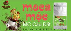 Cà phê Moka mộc