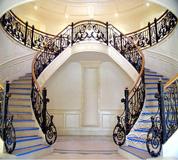 Cầu thang nhôm đúc - CT019