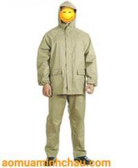 Áo mưa bộ hông phục vụ chống thiên tai