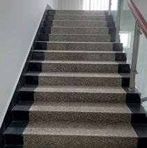 Cầu thang đá Granito