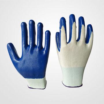 Găng tay phủ Nitrile