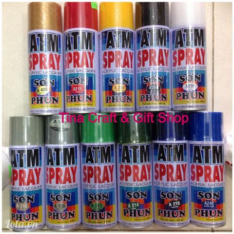 Sơn xịt Spray