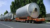 Dịch vụ vận chuyển hàng  siêu trọng