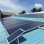Thi công hệ thống điện mặt trời