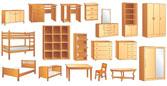Đồ gỗ nội thất khác