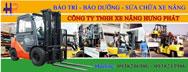 Dịch vụ sửa chữa bảo dưỡng xe nâng