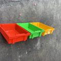 Khay két cá nhựa