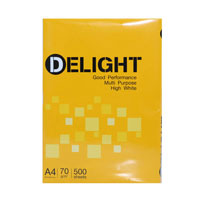Giấy Delight A4 70 GSM