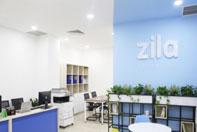Thiết kế xây dựng nội thất văn phòng Zila