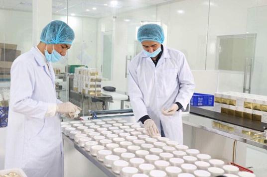 Phòng sạch trong vi học hóa mỹ phẩm