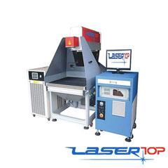 Máy cắt khắc Laser trên vải da