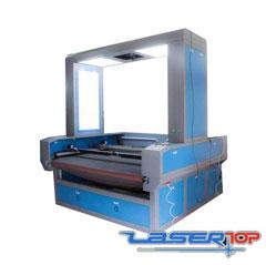 Máy cắt khắc Laser định vị Camera