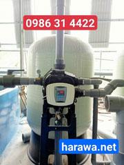 Lọc nước sản xuất 30m3/h