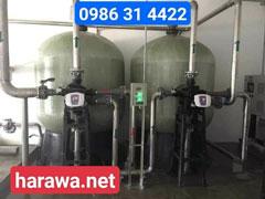 Lọc nước sản xuất 35m3/h