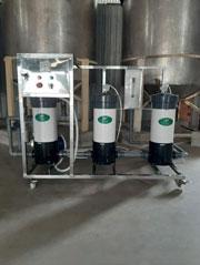 Hệ thống lọc nước 1000l/h