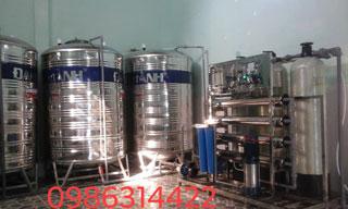Hệ thống lọc nước RO 1250l/h