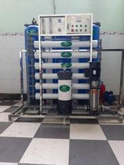 Hệ thống lọc nước RO 2000l/h