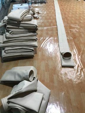 Túi lọc bụi vải lọc bụi