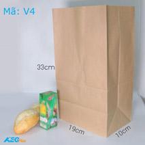 Túi Kraft đáy vuông