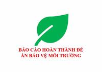 Báo cáo hoàn thành đề án BVMT