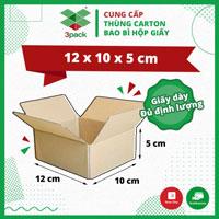 Hộp carton nắp thường