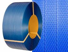 Dây đai PP xanh dương