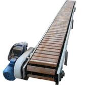 Băng tải xích thấm ngành gỗ