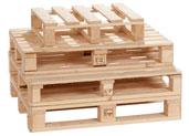 Pllet gỗ thông