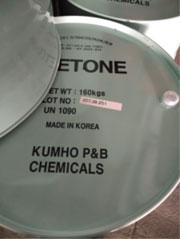 Dung môi Acetone Korea