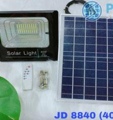 Đèn năng lượng mặt trời 40w