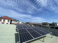 Giải pháp điện mặt trời