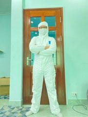 Quần áo kháng khuẩn