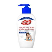 Nước rửa tay Lifebuoy dưỡng ẩm