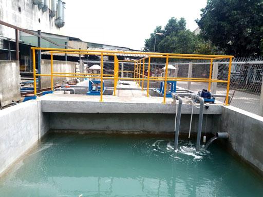 Xử lý nước thải tại bệnh viện