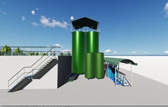 Xử lý nước thải sản xuất thực phẩm
