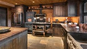 Thiết kế thi công tủ bếp