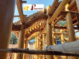 Xây dựng nhà gỗ