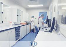 Thiết kế thi công phòng sạch dược phẩm