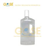 Chai nhựa đựng nước lau sàn 1L