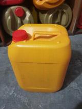 Can nhựa 10L màu vàng