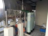 Hệ thống cột lọc nước sạch