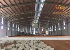 Nhà xưởng thép tiền chế tại Tân Uyên