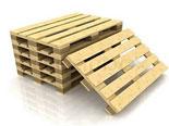Đóng pallet thùng gỗ