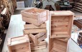 Thùng pallet gỗ