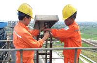 Hiệu chuẩn thiết bị đo TNHC lò hơi