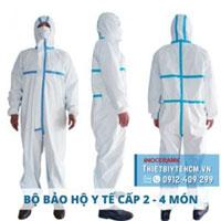 Trang phục bảo hộ chống dịch