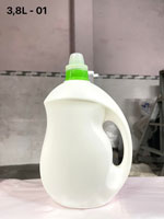 Chai nhựa 3.8L