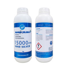 Nano bạc nguyên liệu Silmat 15000ppm